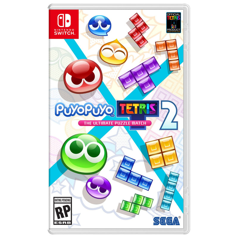 Puyo Puyo Tetris 2 Launch Edition (Switch) - Gaming Shop (5969735286951)