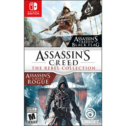 Assassins Creed: The Rebel Collection (Switch) - Gaming Shop (5985451409575)