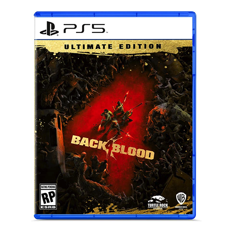 Back 4 Blood - Ultimate Edition (PS5) Preorder