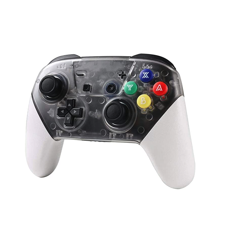 QUMOX Wireless Switch Pro Controller for Switch/Switch Lite White | Gaming Shop
