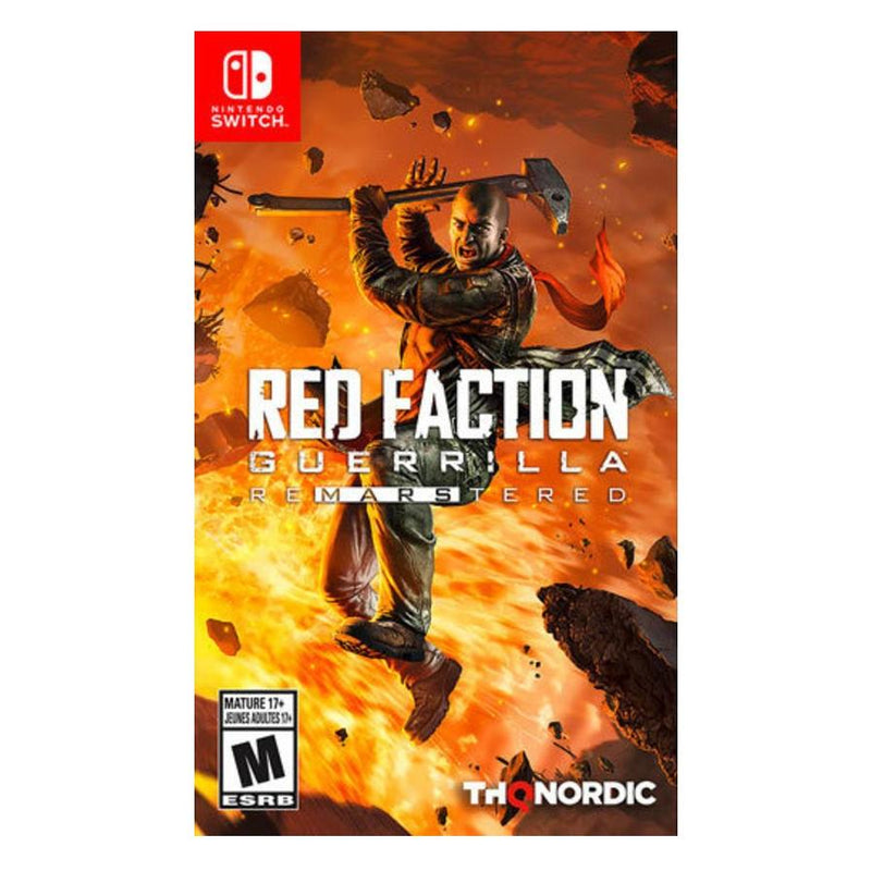 Red Faction Guerrilla Re-Marstered (Switch)