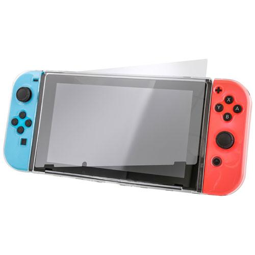 Nyko Thin Case and Screen Armor for Nintendo Switch (6026446962855)