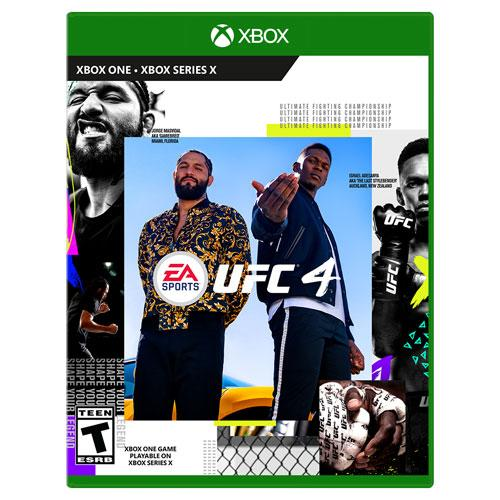 UFC 4 (Xbox Series X / Xbox One) | Gaming Shop
