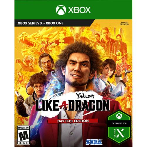 Yakuza: Like A Dragon Day Ichi Edition (Xbox Series X / Xbox One) | Gaming Shop