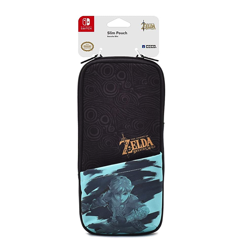 Nintendo Switch Slim Pouch (The Legend of Zelda: Breath of the Wild) by HORI