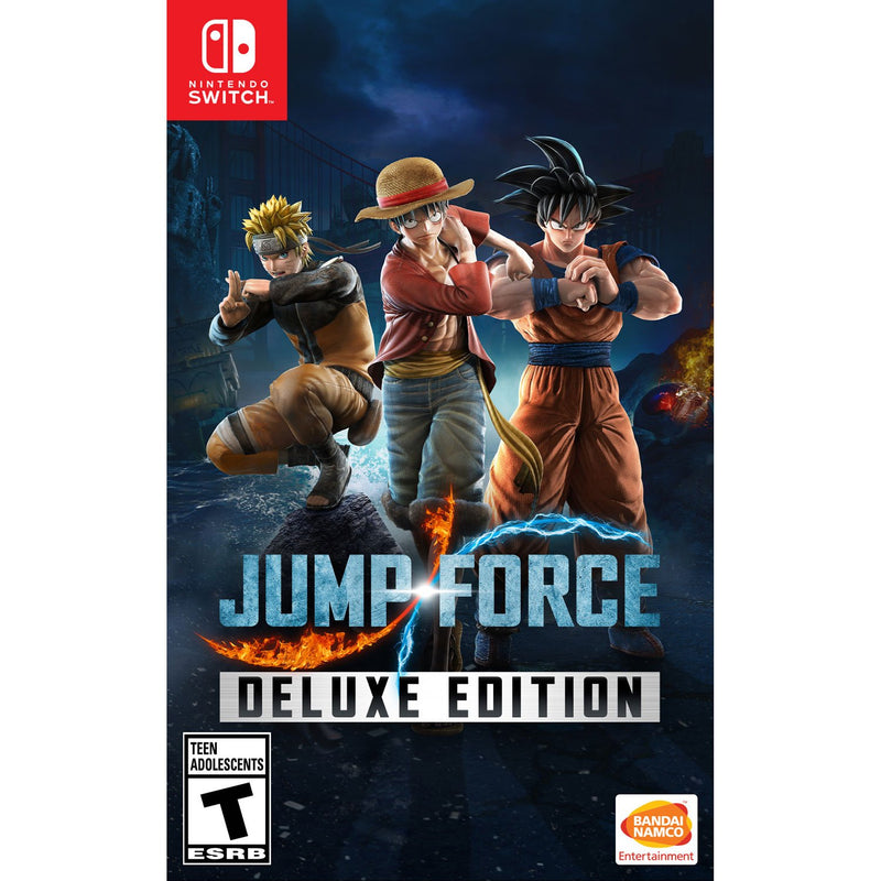 Jump Force Deluxe Edition (Switch) | Gaming Shop