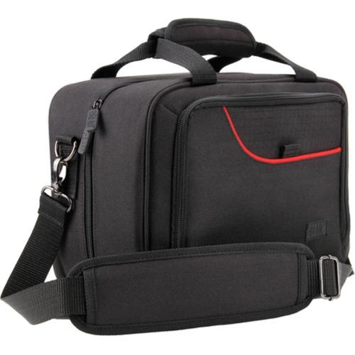 USA GEAR GRSLS14100RDEW Nintendo Switch Transport Case with Storage Compartments Red (6030203879591)