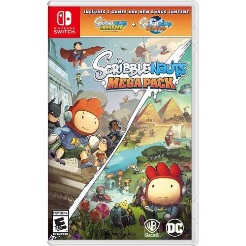 Scribblenauts Mega Pack Nintendo Switch