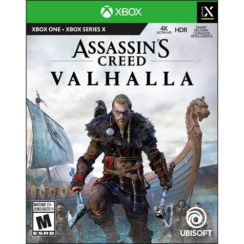Assassin's Creed Valhalla (Xbox Series X / Xbox One) - Gaming Shop (5988780867751)