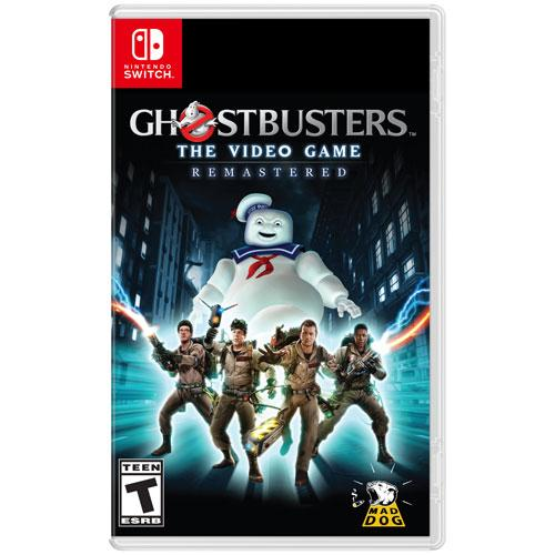Ghostbusters: The Video Game Remastered (Switch) | Gaming Shop