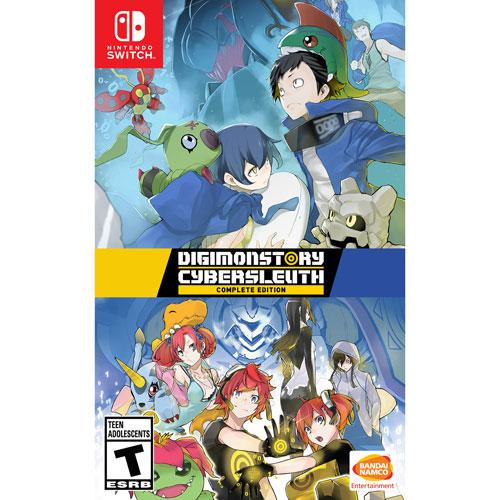 Digimon Story: Cyber Sleuth Complete Edition (Switch)
