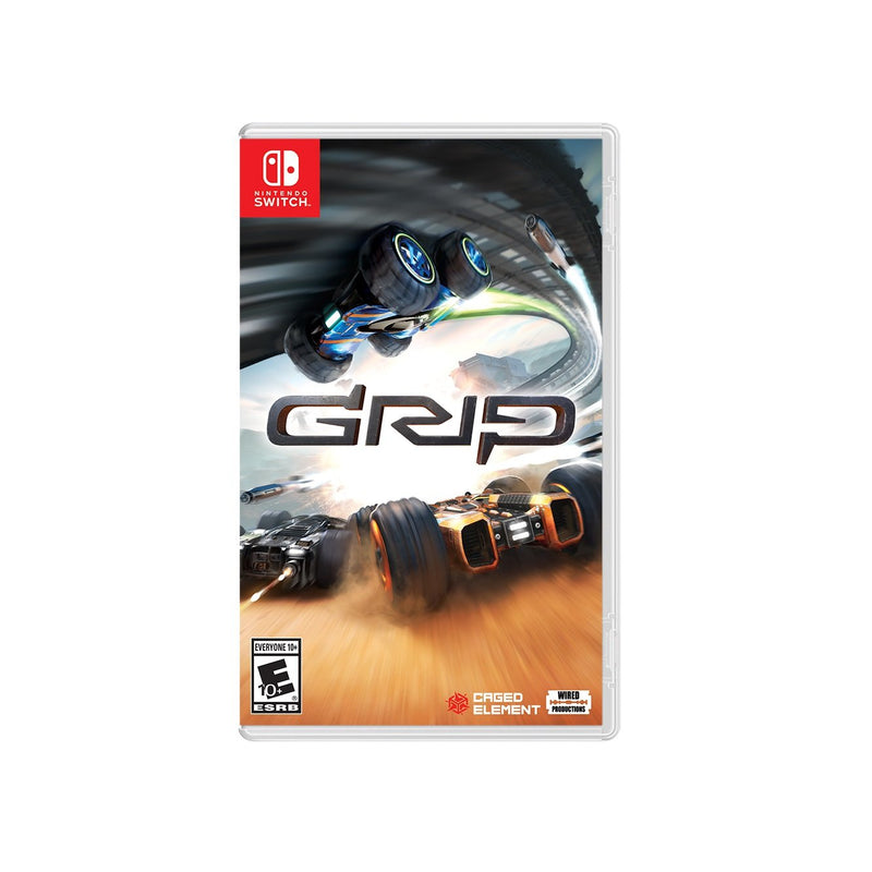 GRIP: Combat Racing (Switch)