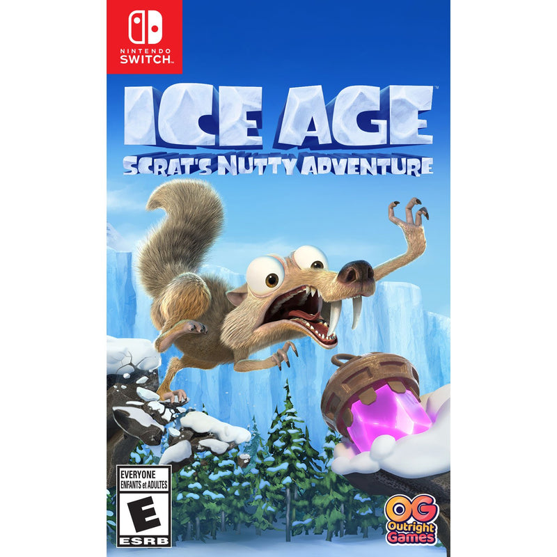 Ice Age: Scrat's Nutty Adventure (Switch) | Gaming Shop