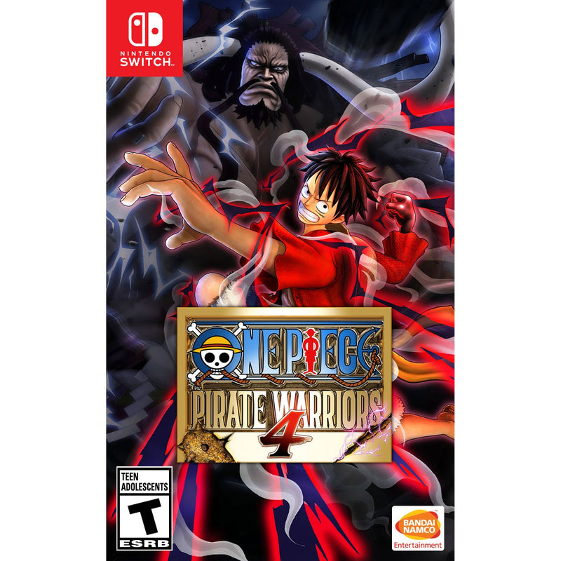 One Piece: Pirate Warriors 4 (Switch) | Gaming Shop