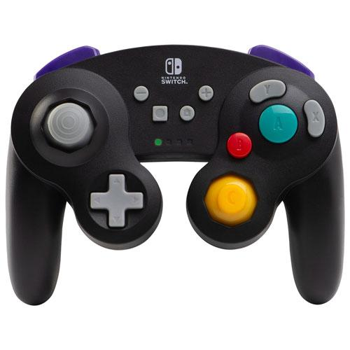 PowerA GameCube Style Wireless Controller for Switch - Black - Gaming Shop (6025958326439)