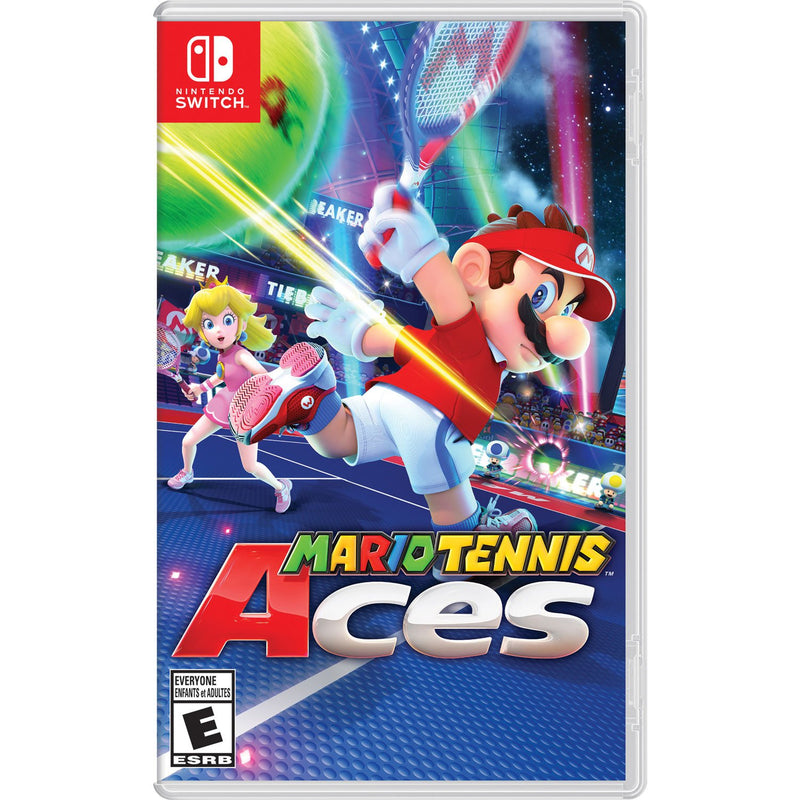 Mario Tennis Aces (Switch) - Gaming Shop (5946634371239)