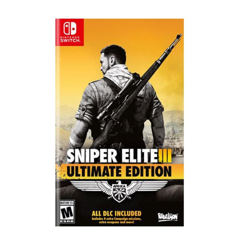 Sniper Elite III Ultimate Edition (Switch) | Gaming Shop