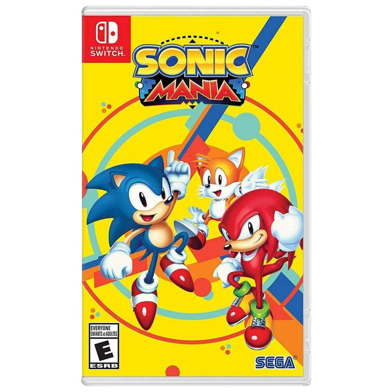 Sonic Mania (Switch) - Gaming Shop (5961818177703)