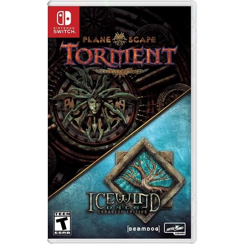 Planescape Torment & Icewind Dale Enhanced Edition 2 Pack (Switch)