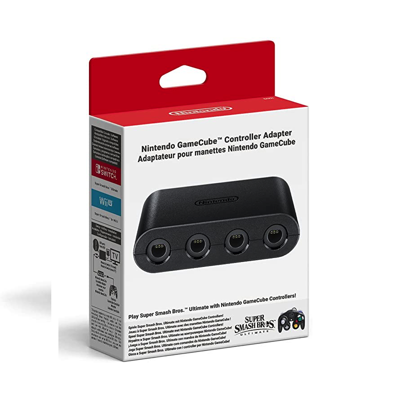 GameCube Controller Adapter (Nintendo Switch)