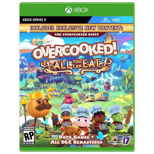 Overcooked! All You Can Eat (Xbox Series X) | Gaming Shop