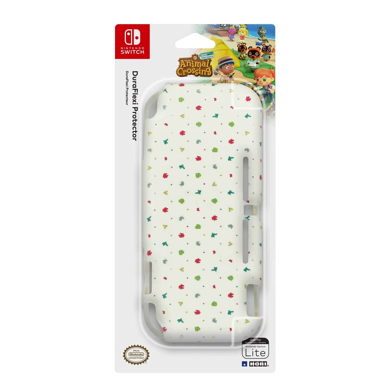 Nintendo Switch Lite DuraFlexi Protector (Animal Crossing: New Horizions) by HORI