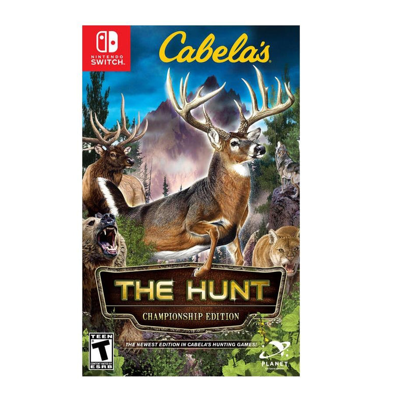 Cabela's The Hunt (GAME) (Switch) | Gaming Shop