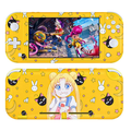 DLseego Switch Lite Skin Cool Pattern Full Wrap Skin Protective Film Sticker - Pokemon & Sailor Moon | Gaming Shop