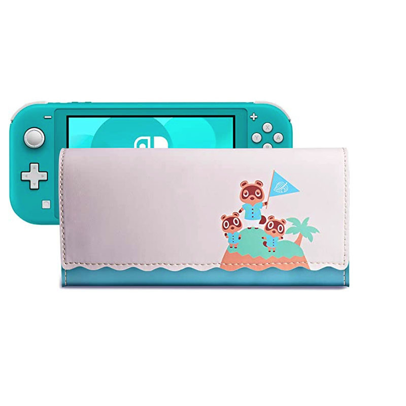 Funlab Leather Carrying Case for Nintendo Switch Lite (Island Version) | Gaming Shop