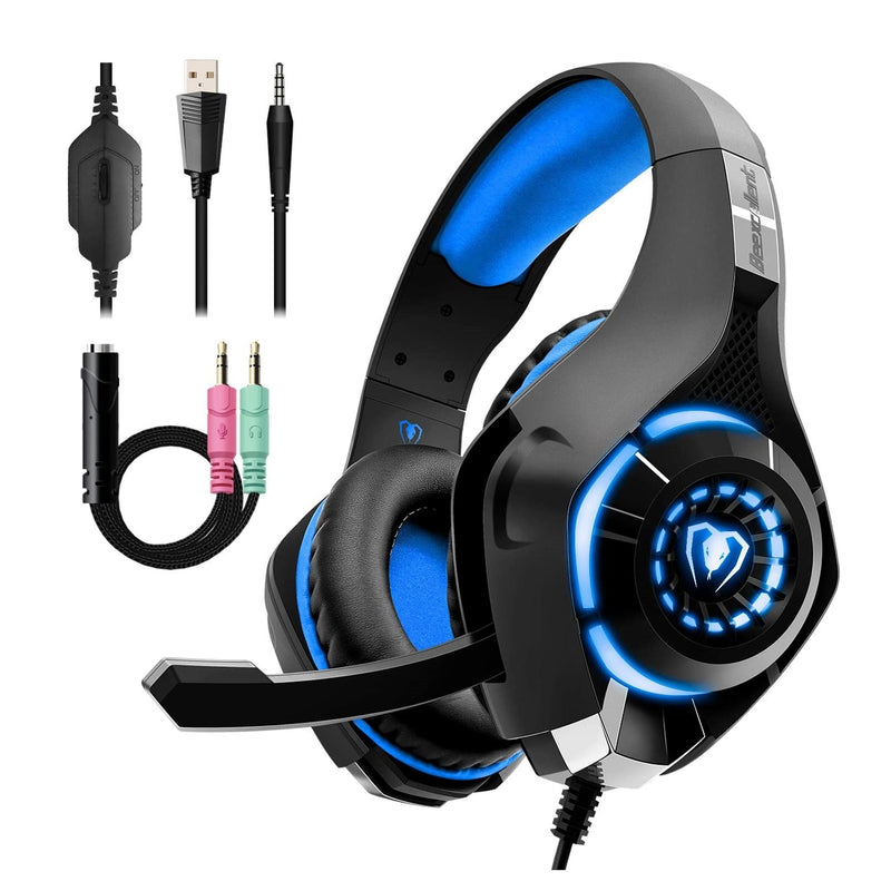 Gaming Headset Stereo Surround Sound for PS5 | Gaming Shop