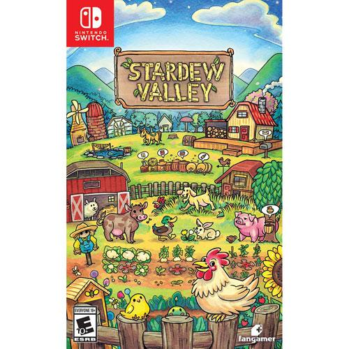 Stardew Valley (Switch) - Gaming Shop (5963000545447)