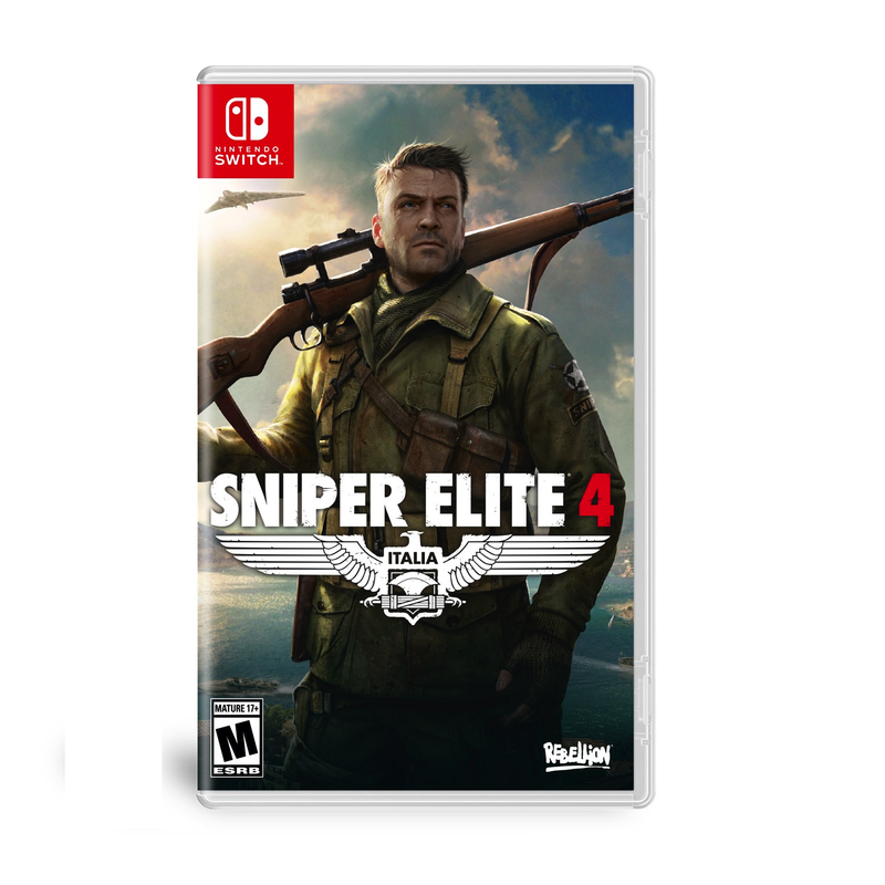 Sniper Elite 4 - Nintendo Switch | Gaming Shop