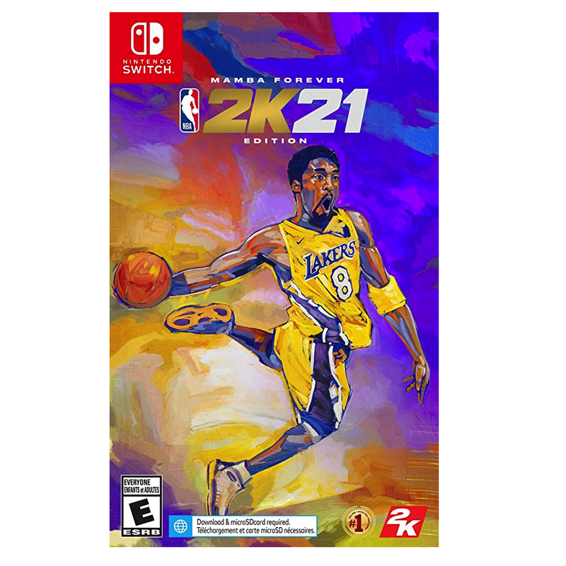 NBA 2K21 Mamba Forever Edition (Switch) | Gaming Shop