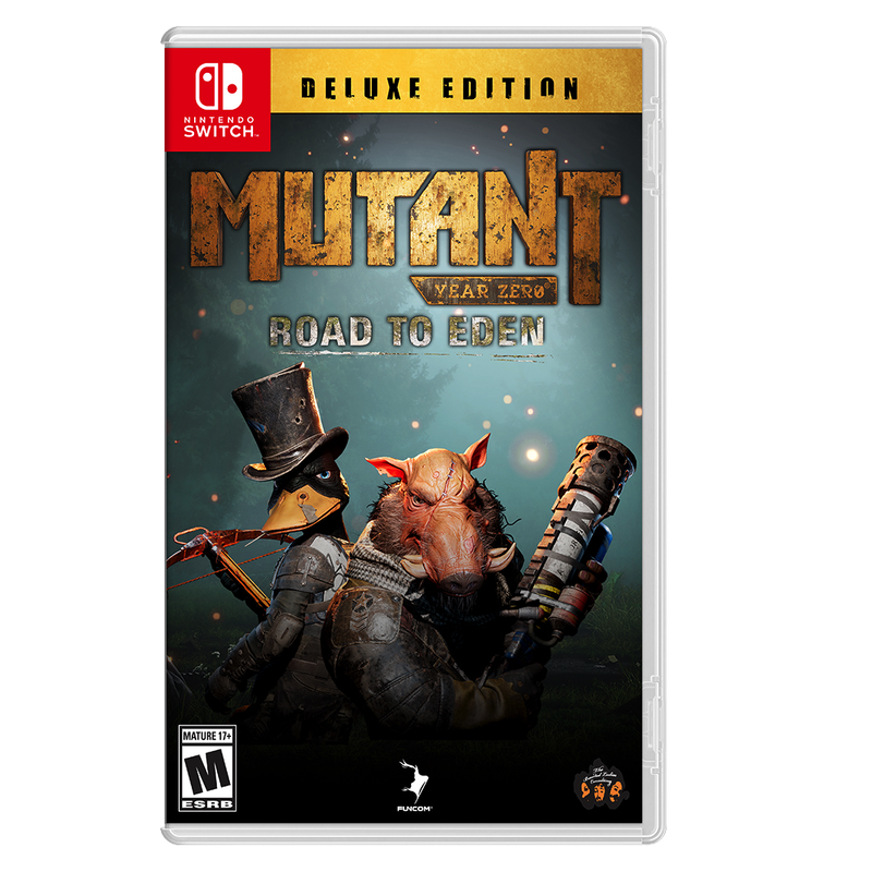 Mutant Year Zero: Road to Eden Deluxe Edition (Switch)