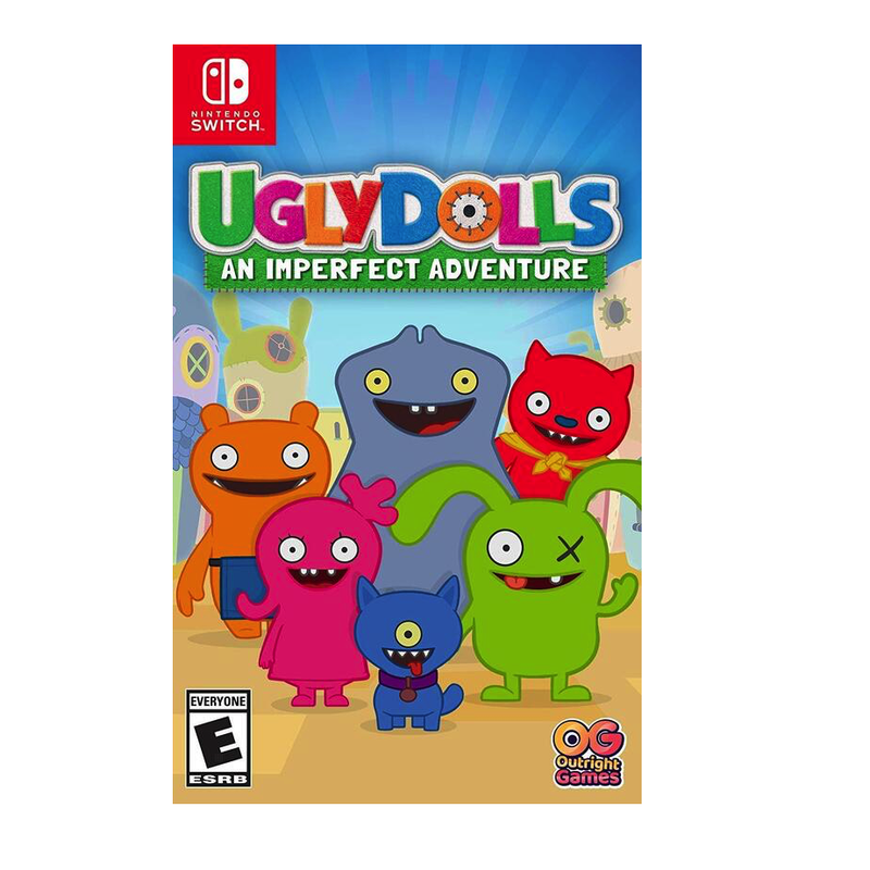 Ugly Doll An Imperfect Adventure (Switch)