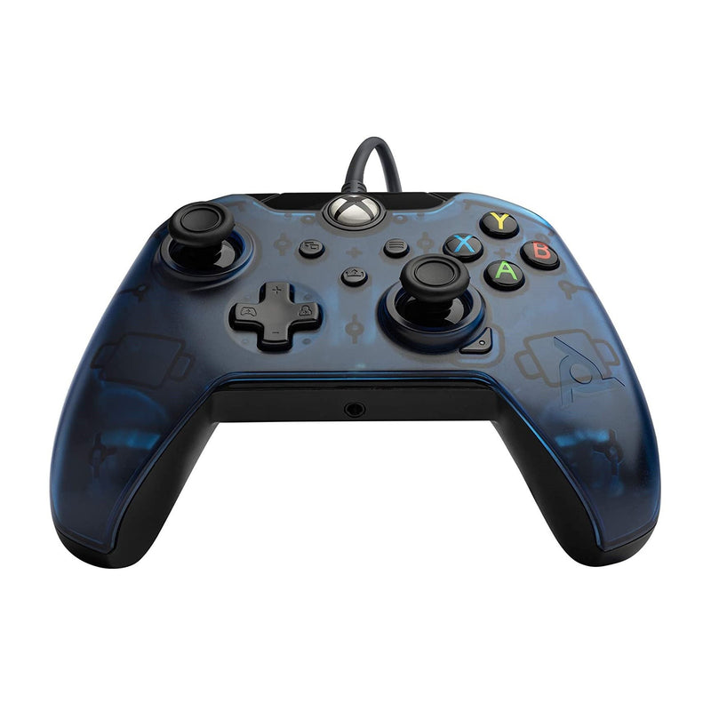 PDP Wired Controller for Xbox One - Blue | Gaming Shop