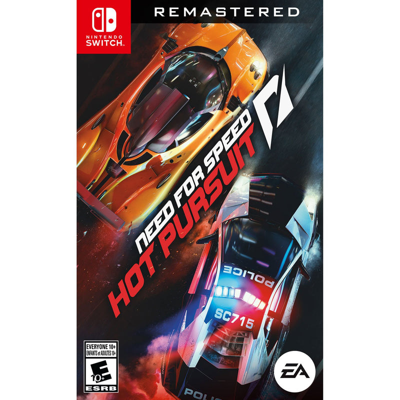 Need for Speed: Hot Pursuit Remastered (Switch) | Gaming Shop