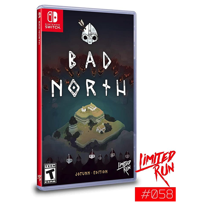 Bad North - Nintendo Switch - LimitedRun