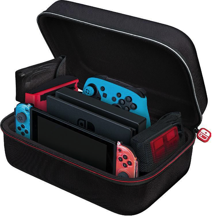 RDS Nintendo Switch System Carrying Case Protective Deluxe Travel