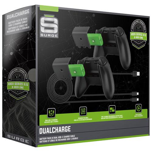 Surge Dual Play & Charge Kit for Xbox Series X|S / Xbox One (6033215717543)
