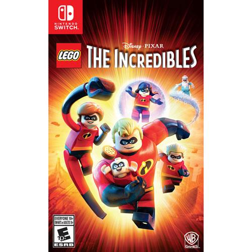 LEGO The Incredibles (Switch) | Gaming Shop
