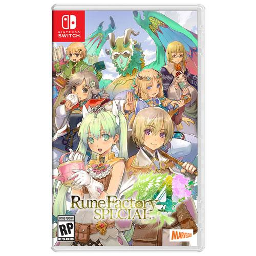 Rune Factory 4 Special (Switch) - English | Gaming Shop