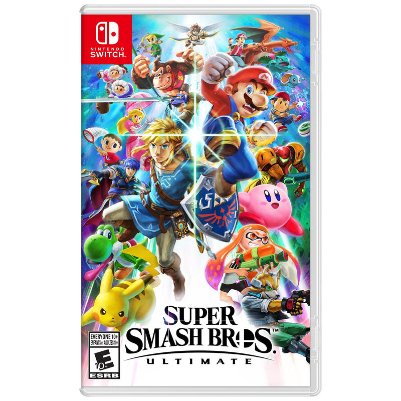 Super Smash Bros Ultimate (Switch) - Gaming Shop (5883575894183)