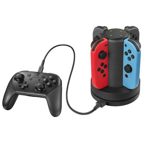 Insignia Charge Station for Nintendo Switch Joy-Con | Gaming Shop