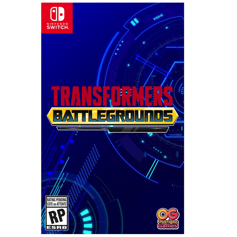 Transformers Battlegrounds - Nintendo Switch | Gaming Shop