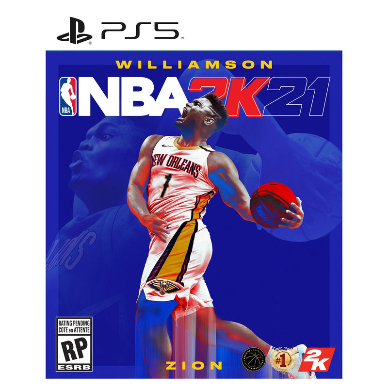 NBA 2K21 (PS5) | Gaming Shop