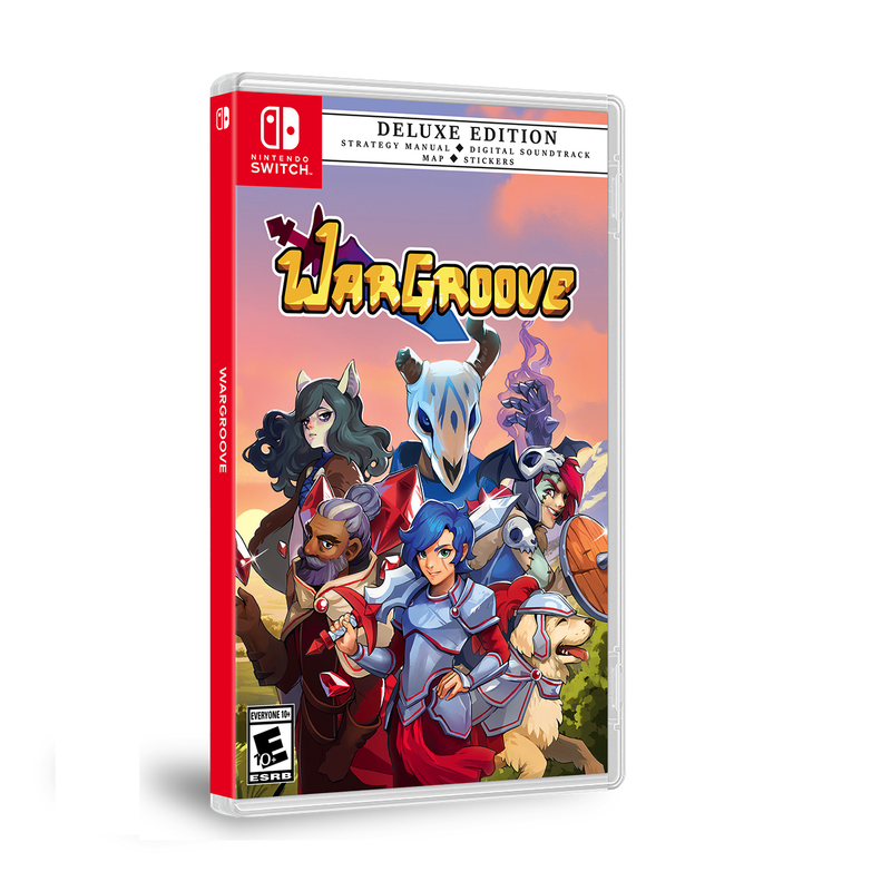 Wargroove Deluxe Edition - Nintendo Switch | Gaming Shop