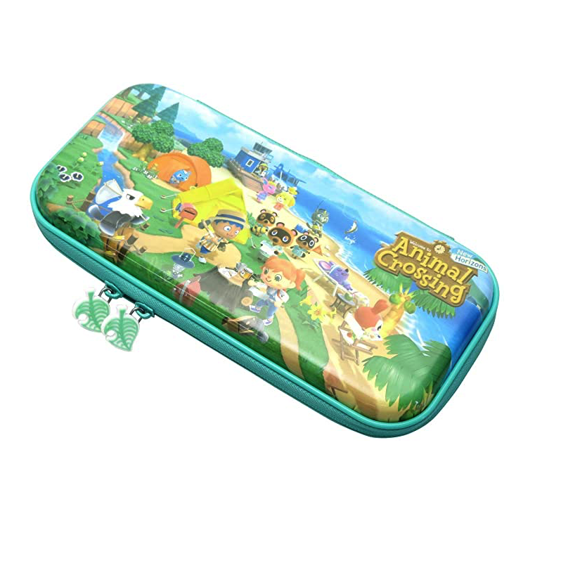 Nintendo Switch Vault Case (Animal Crossing: New Horizons) by HORI | Gaming Shop