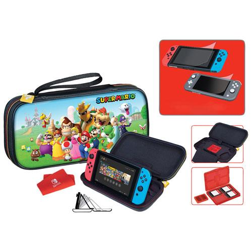 RDS Super Mario Travel Case Bundle for Nintendo Switch & Switch Lite - Gaming Shop (6026043719847)