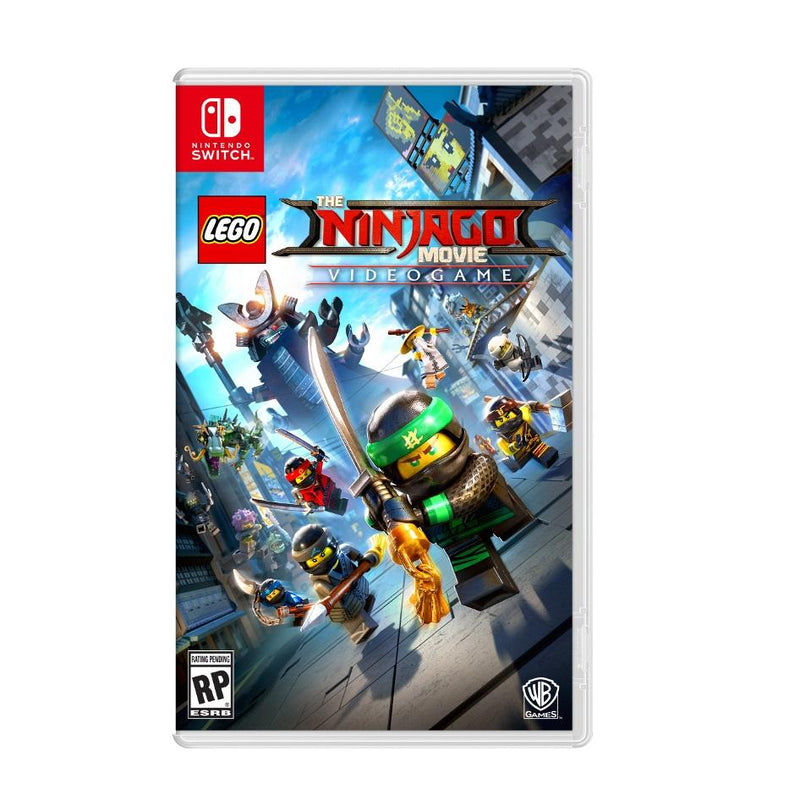 LEGO Ninjago Movie (Switch)
